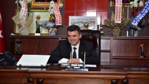 Başkan Sarı, 30 Ağustos Zafer Bayramı Dolayısıyla Mesaj Yayımladı