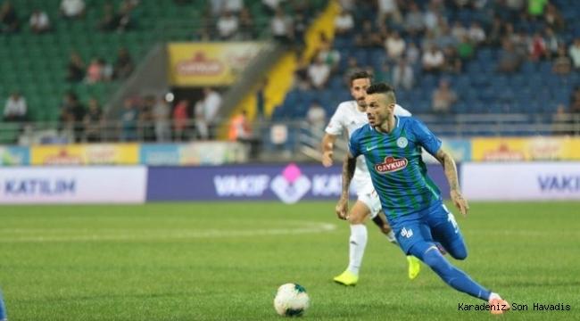 Çaykur Rizespor-DG Sivasspor : 2-1