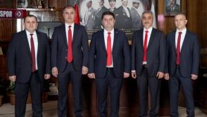 GMİS TÜRK-İŞ Genel Başkanı Ergün Atalay'a sahip çıktı.