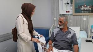 Hasta ve Hasta Yakınlarından Köse ve Ekibine Teşekkür