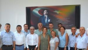 Kdz. Ereğli Belediyesi CHP Meclis üyelerinden Neriman Posbıyık'a tam destek