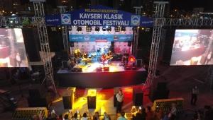 Klasik Otomobil Festivali'ne yoğun ilgi