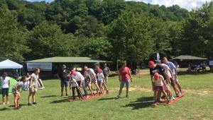 Rotary Baba Çocuk Yaz Kampı Harika Geçti