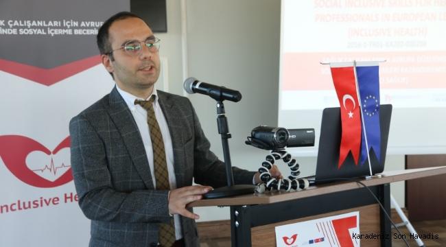 RTEÜ Koordinatörlüğünde, Ulusal Bilgilendirme Etkinliği