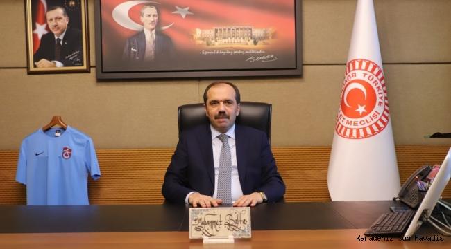 TBMM Çevre Komisyonu Başkanı, Milletvekili Muhammet Balta'dan 18. yıl Mesajı!
