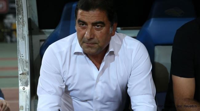 Teknik Direktör Ünal Karaman'ın maç sonu açıklamaları