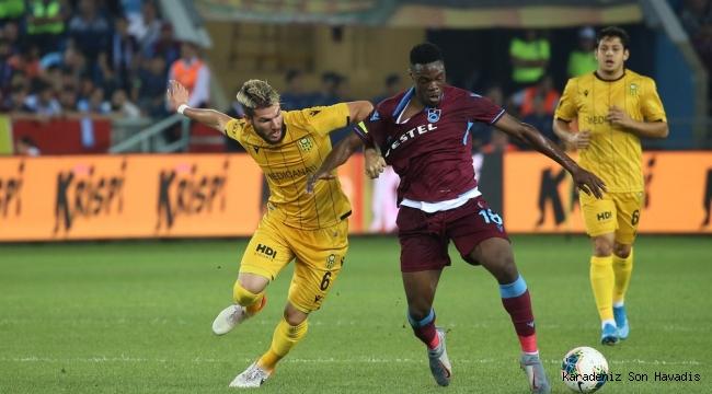 Trabzonspor - Malatyaspor : 2-1
