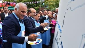 3. Art Ulusal Resim Çalıştayı Trabzon'da Başladı
