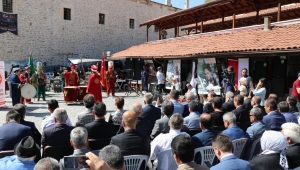 Ahilik Haftası Korumanın Başkentine Çeşitli Etkinliklerle Kutlandı