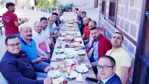 Ankara'da Güneysu Turizm Kültür ve Yardımlaşma Derneği kuruldu