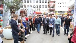 Avrupa Hareketlilik Haftası Etkinlikleri Rize'de Başladı