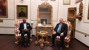 Büyükelçi Nkurunziza, Kayseri OSB'ni Ziyaret Etti