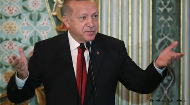 Cumhurbaşkanı Erdoğan, Uluslararası Sosyal Bilimler Kongresi'ne katıldı