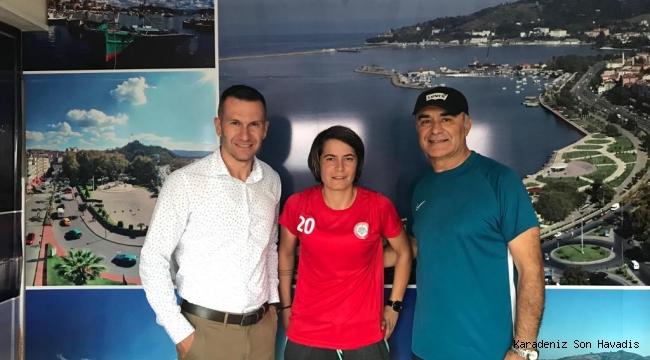 Ereğli Belediyespor, Aladağ ile anlaştı