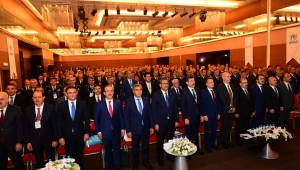 Göç, Güvenlik ve Sosyal Uyum Bölgesel Üst Düzey Çalıştayı Trabzon'da Başladı
