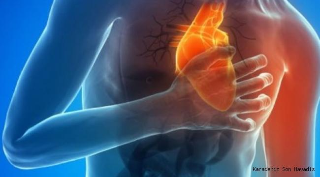 Gripken kalp krizi geçirme riski 6 kat daha fazla