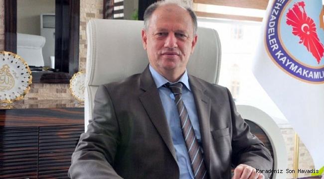 """Kaymakam Çorumluoğlu'nun """"İlköğretim Haftası"""" mesajı"""