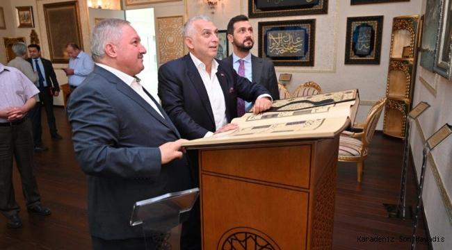 Metin Külünk Kayseri OSB'ni Ziyaret Etti