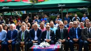 Trabzon'da 32.Ahilik Kültür Haftası Kutlamaları Başladı