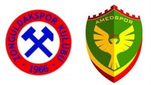Zonguldak Kömürspor A.Ş 1-0 Amed Sportif Faliyetler