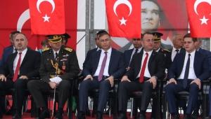29 Ekim Cumhuriyet Bayramı'nın 96. Yıldönümü Sinop'ta Coşkuyla Kutlandı