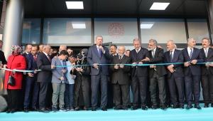 CumhurbaşkanıErdoğan, Kayseri'de Osman Ulubaş Köşk Anadolu Lisesi'nin açılış törenine katıldı