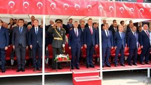 Cumhuriyetin Kuruluşunun 96. Yıldönümü Zonguldak'da Coşkuyla Kutlandı.