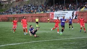Ereğli Belediyespor 2-0 Devrek Belediyespor