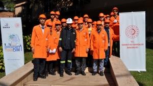 Öğrencilerden sanayi devi Erdemir'e ziyaret