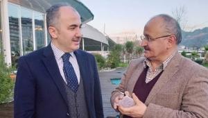 Röportaj ; Rize Belediye Başkanı Rahmi METİN