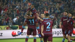 Trabzonspor 4 Gaziantep FK 1