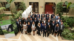 UEFA Futbol Hukuku Programı'nın ilk ayağı Kadir Has Üniversitesi'nde yapıldı