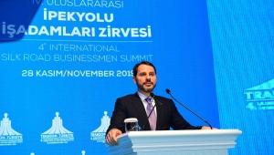 4. Uluslararası İpekyolu İşadamları Zirvesi Başladı