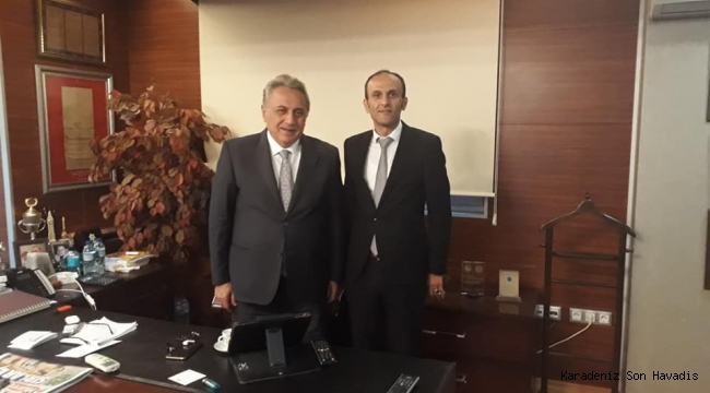 AKES-DER Ankara'da ziyaretlerine devam ediyor