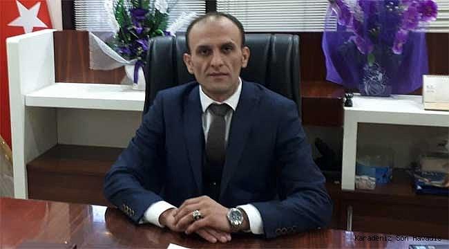 AKES-DER Genel Başkanı Hasan Kansızoğlu , 10 Kasım Atatürk'ün vefatı dolayısıyla bir mesaj yayınladı.