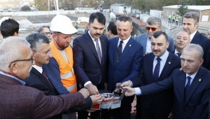 Bakan Murat Kurum Zonguldak'ta