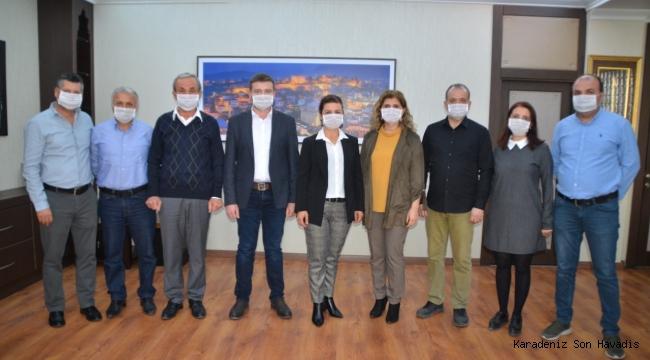Başkan Köse ve CHP Meclis Üyelerinden Anlamlı Farkındalık