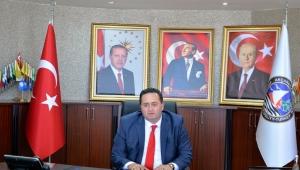 Başkan Yanmaz'ın 10 Kasım Atatürk'ü Anma Mesajı