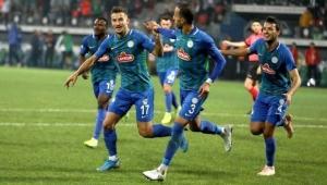 Çaykur Rizespor 1 - 0 Antalyaspor