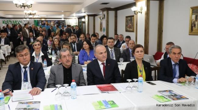 Coğrafi İşaretli Ürünlerin Batı Karadeniz Buluşması Safranbolu'da Yapıldı