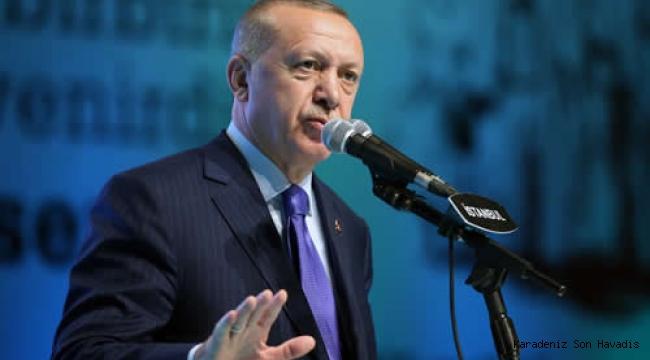 Cumhurbaşkanı Erdoğan, Mevlid-i Nebi Haftası Açılış Programı'nda konuştu