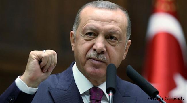 Cumhurbaşkanı Erdoğan, Mustafa Kemal Atatürk'ün ölümünün 81'inci yıl dönümünde mesaj yayımladı.