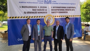 Erdemir ve İsdemir İş Sağlığı ve Güvenliği Kongresi'nde