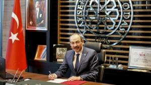 Kayseri Ticaret Odası Yönetim Kurulu Başkanı Ömer Gülsoy, Mevlit Kandili dolayısıyla yazılı bir mesaj yayımladı