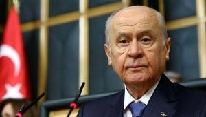 MHP Genel Başkanı Devlet Bahçeli'den 10 Kasım mesajı
