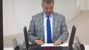 Milletvekili Polat Türkmen'in Toryum açıklaması
