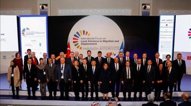 Türkiye ve Dünyadan belediye başkanları Gaziantep'te Belediye Forumu 2019'da buluştu