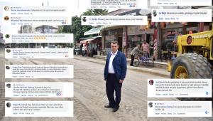 """""""Vatandaşın Memnuniyeti Sosyal Medyaya Yansıyor"""""""