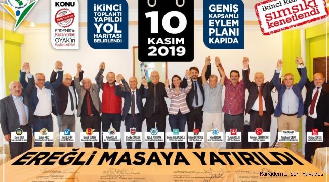 """""""YOL HARİTASI BELİRLENDİ…"""""""