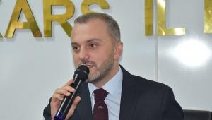 AK Parti Genel Başkan Yardımcısı Erkan Kandemir,AKParti'nin 18 yıllık bir siyasi harekat olduğunu söyledi.
